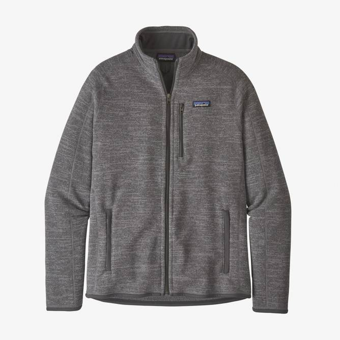Bilde av Patagonia Better Sweater Jakke M Nickel