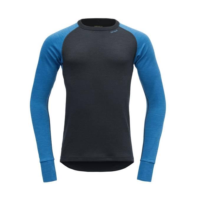 Bilde av Devold Expedition Man Shirt Skydiver/Ink