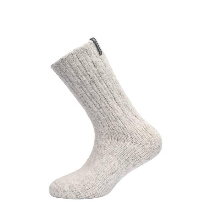 Bilde av Devold Nansen Sock Grey Melange