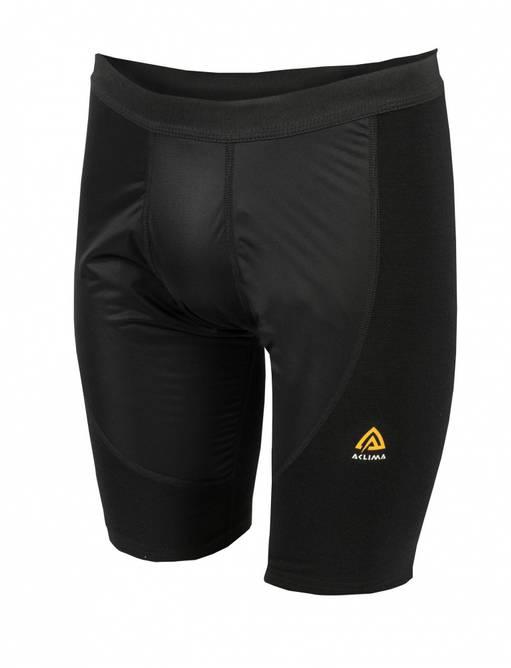 Bilde av Aclima WarmWool Long shorts w/windstop M
