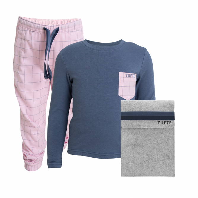 Bilde av Tufte Kids Pyjamas Pink