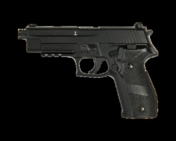 Bilde av SigSauer luftpistol P226 ASP Black 4,5mm CO2