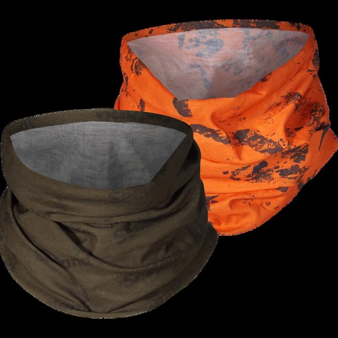 Bilde av Seeland Buff 2-pack Pine Green/InVis Orange Blaze